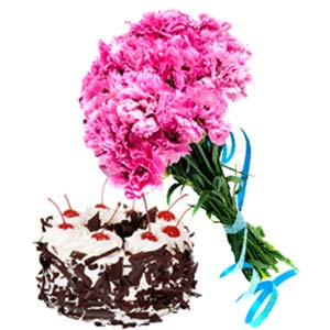 Carnation Combo: Karwa Chauth Gifts Bareilly,  India