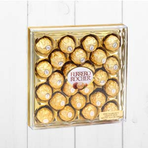 Ferrero Rocher 24 Pieces: Unique birthday gifts Phagwara,  India