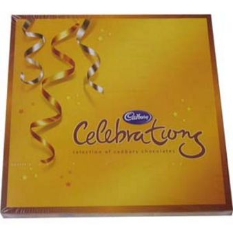 Celebrations Pack: Birthday chocolates Patna,  India