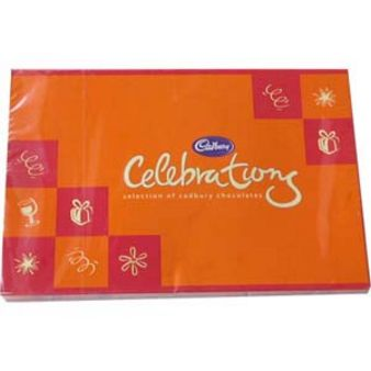 Cadbury Celebrations: Congratulations Faridabad,  India