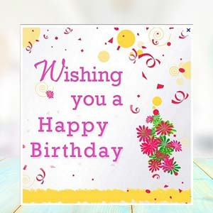 Greeting Card: Add on gifts  India