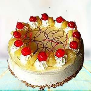 special-pineapple-cake-haldwani-india