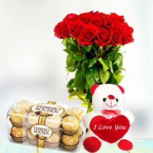I LOVE YOU: Valentine Gifts For Wife Dehradun,  India