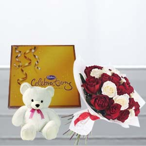 Valentine Celebration Combo: Teddy Day Goa,  India