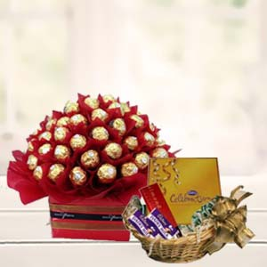 Special Chocolates Combo: Birthday Kapurthala,  India