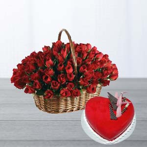 Special For Your Valentine: Gift Ghaziabad,  India