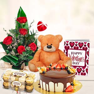 Special Combo: Valentine's Day Gifts For Her Madurai,  India