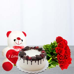Exclusive Valentines Combo: Rose Day Sirsa,  India