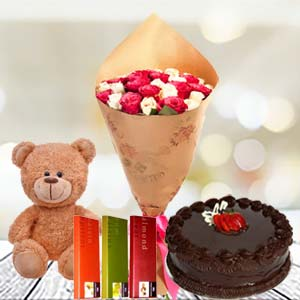 Valentine Temptations Combo: Propose-day  India