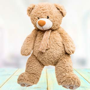 Big Teddy Bear (5 Feet): 1st birthday gifts Surat,  India