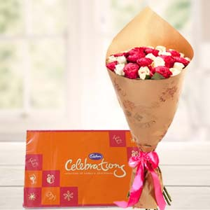 Best Celebrations Combo: Valentine's Day Gifts For Girlfriend Karnal,  India