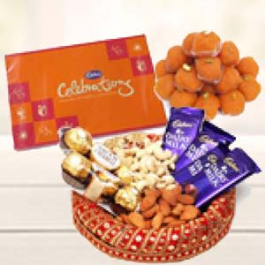 Best Festivals Combo: Gifts For Sister Rajkot,  India