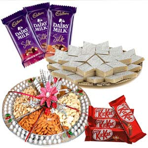 Special Occasion Gift Combos: Gifts For Sister Visakhapatnam,  India