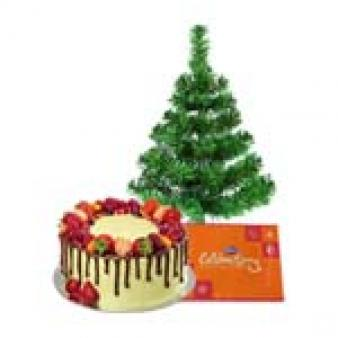 Xmas Tree Gifts Combos: Christmas Thiruvananthapuram,  India