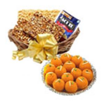 Lohri Gifts With MotiChoor Ladoo: Lohri Gifts Mangalore,  India