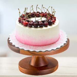 Cherry Cake: Valentine Gifts For Husband Dhanbad,  India
