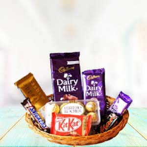 Sweetness Of Chocolates: Gifts For Sister Agartala,  India