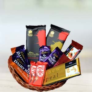 Mix Assorted Chocolates: Gifts For Girlfriend Lucknow,  India